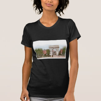 Arco de Washington, cuadrado de Washington, Nueva Camiseta