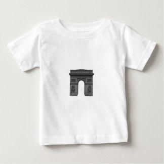 Arco del Triunfo: modelo 3D: Camisetas