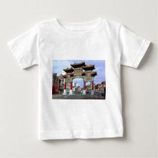 Arco imperial chino, Liverpool Reino Unido Camisetas