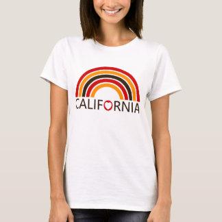 Arco iris de California Camiseta