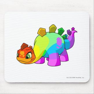 Arco iris de Chomby Alfombrilla De Ratón