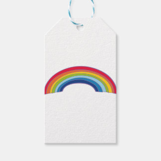 arco iris etiquetas para regalos