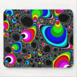 Arco iris globular - fractal alfombrillas de raton