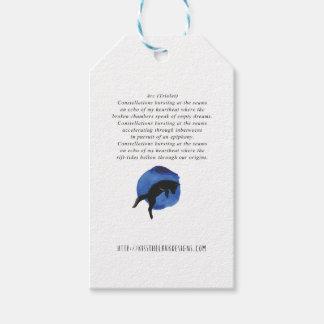 Arco - poesía de Jessica Fuqua Etiquetas Para Regalos