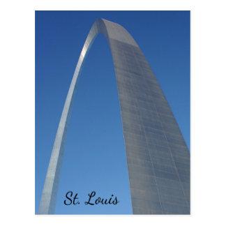 Arco St. Louis de la entrada Postal