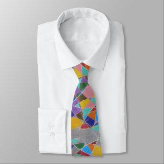 Arcos que cogen el lazo del color corbata