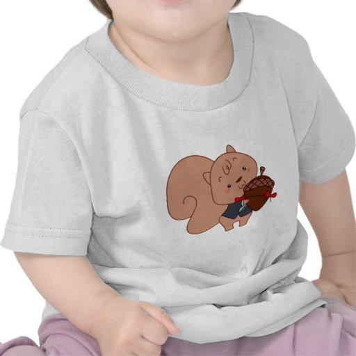 Ardilla 1 camisetas