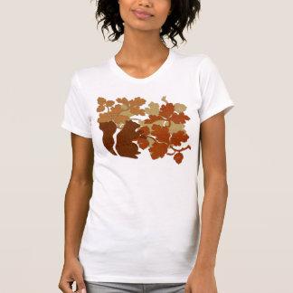 """Ardilla de la """"tela"""" camisetas"""