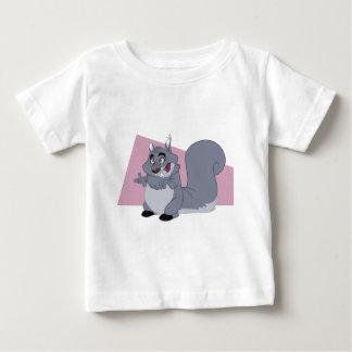 Ardilla gorda camiseta