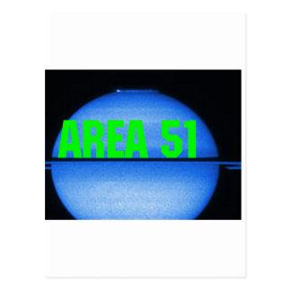 área 51 postales
