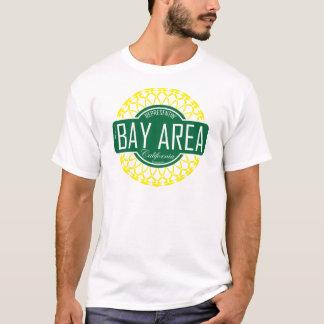 Área de la bahía camiseta