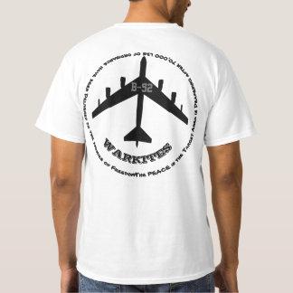Área objetivo de Warkites B-52 Camiseta