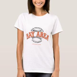 Área SF de la bahía Camiseta