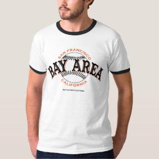 Área SF de la bahía Camisetas