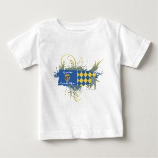 Arecibo - Puerto Rico Camiseta Para Bebé