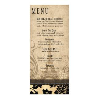 Arena del menú el | de la cena de la torre Eiffel  Comunicados Personalizados