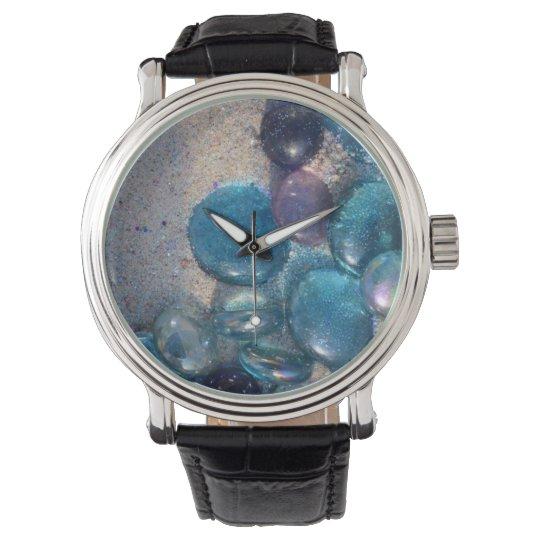 Arena del tiempo reloj de pulsera