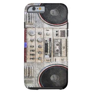 arenador del ghetto del vintage funda de iPhone 6 tough