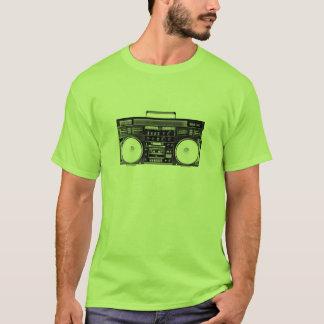 Arenador del ghetto invertido camiseta