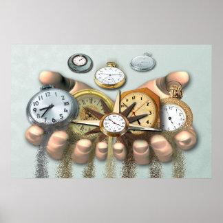Arenas del tiempo póster