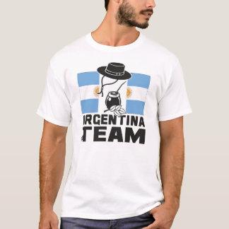 Argentina Equipo Camiseta