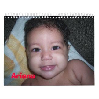 Ariana♥; ; <3 calendario
