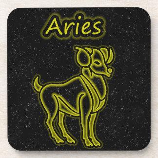 Aries brillante posavasos