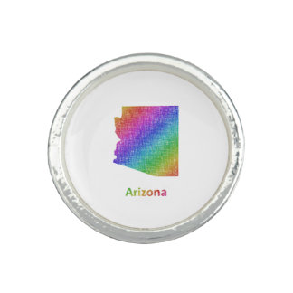 Arizona Anillo Con Foto