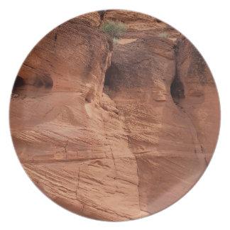 ARIZONA - barranco superior A del antílope - roca Plato