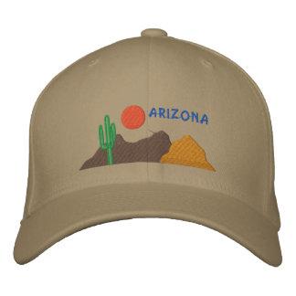 Arizona bordó el gorra