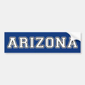 Arizona Pegatina Para Coche