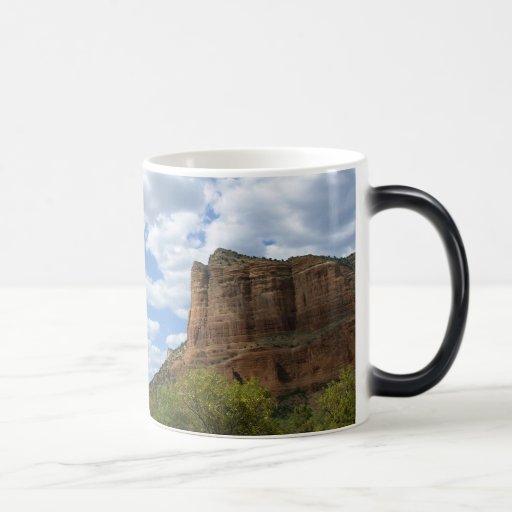 Arizona/roca/Sedona de Bell Tazas De Café