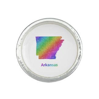 Arkansas Anillos
