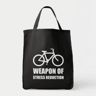 Arma de Biking de la reducción del estrés Bolso De Tela