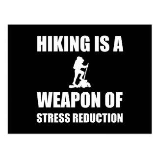 Arma de caminar de la reducción del estrés postal