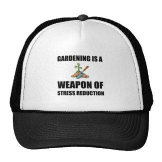 Arma de cultivar un huerto de la reducción del gorro de camionero