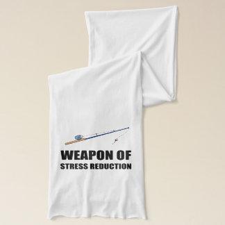 Arma de la pesca de la reducción del estrés bufanda