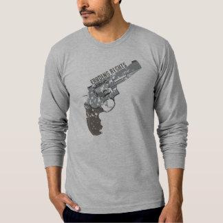 Arma de las derechas que erosiona camisetas