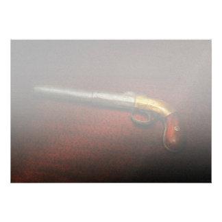 Arma - el hierro de tiroteo anuncio