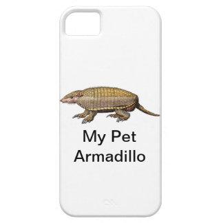 Armadillo del mascota iPhone 5 Case-Mate cobertura
