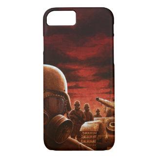 Armado para la guerra funda iPhone 7