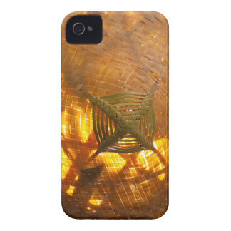 Armadura de oro funda para iPhone 4