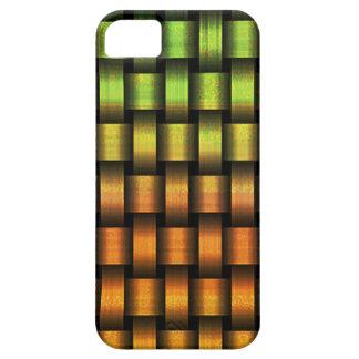 Armadura de oro funda para iPhone SE/5/5s