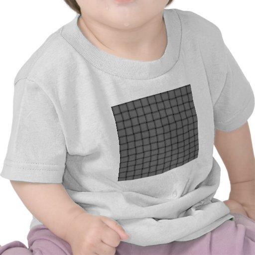 Armadura grande - gris camisetas