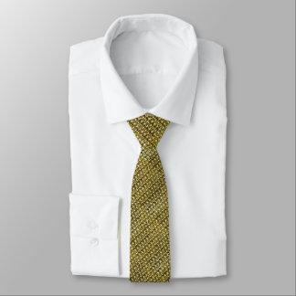 Armadura medieval metálica del correo en cadena corbata fina