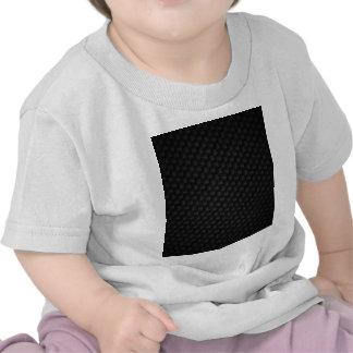Armadura negra camisetas