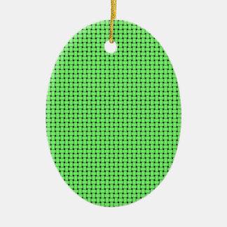 Armadura - verde adornos
