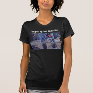 Armas de la distracción total camiseta