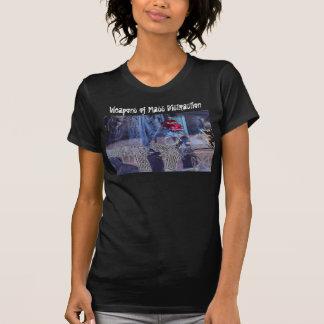 Armas de la distracción total camisetas