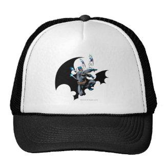 Armas de los tiros de Batman Gorras De Camionero